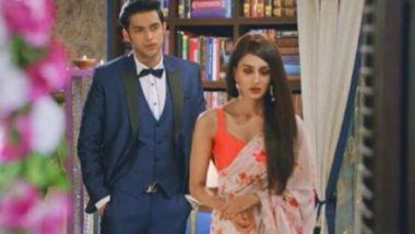 Kasautii Zindagii Kay 2 January 21, 2019 Written Update Full Episode: Komolika Tries to Push Prerna Out of Anurag's Engagement Party