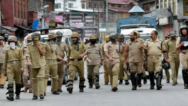 Jammu & Kashmir: Militants Hurl Grenade at Lal Chowk in Srinagar, Injure 7 Jawans and 4 Civilians