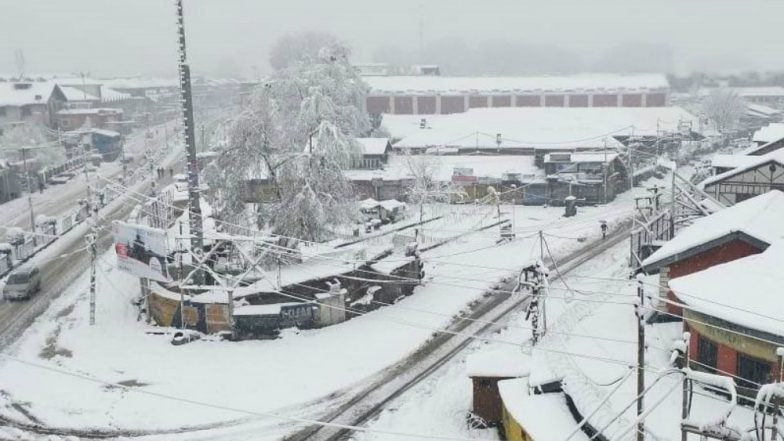 Himachal Pradesh: Winter Vacation Extended by 5 Days in Kullu As Heavy Snowfall And Rain Continue