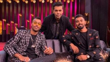 Did Karan Johar 'Sabotage' KL Rahul's Career Over 'Dhadak' Comment? This Viral KWK Video Has a Funny Theory!