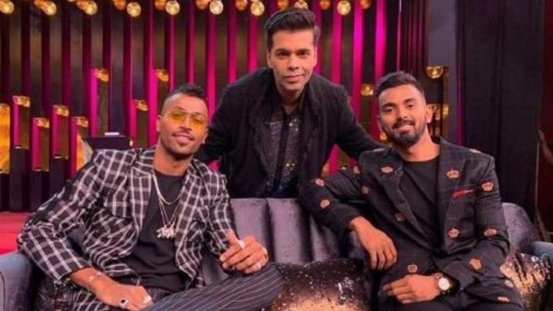 Hardik Pandya Apologises for His Comments on Koffee With Karan 6; Says, 'I Got Carried Away' (Watch Video)