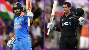 Virat Kohli Is a Sensational Player but New Zealand Not Obsessed With One Batsman, Says Ross Taylor Ahead of IND vs NZ 1st ODI 2019