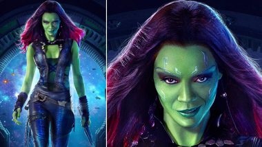 Zoe Saldana Almost Confirms That Gamora is NOT Dead and Will Return in Avengers: Endgame