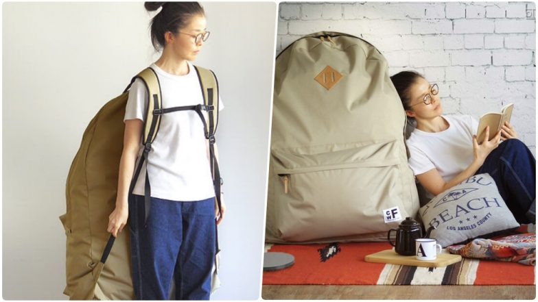 First Bizarre Fashion Trend of 2019: Human-Sized Backpacks Is the Latest Fad in Japan (View Pics)