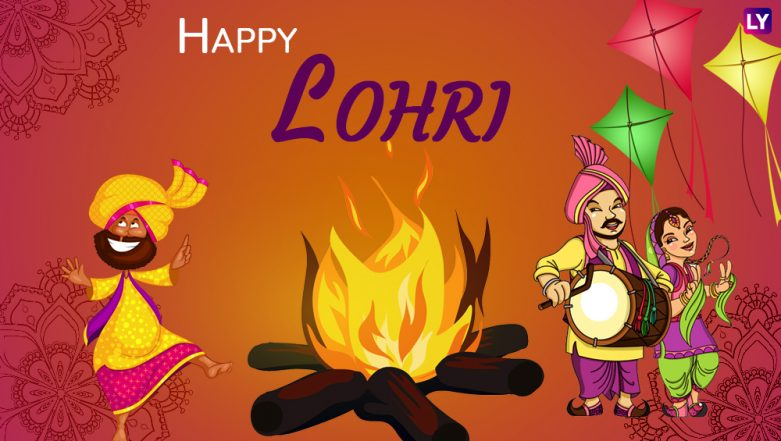 Happy Lohri 2019: Why is it Celebrated? Significance, Legend of Dulla Bhatti and History Behind Punjabi Festival Celebrations