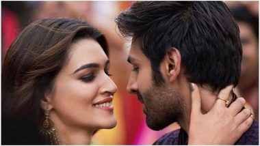 Luka Chuppi Trailer: Twitterati Gives Thumbs Up to Kartik Aaryan and Kriti Sanon's Rom-Com