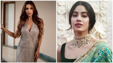 Malaika Arora and Janhvi Kapoor Working Out Together is HOT and Inspiring at the Same Time (Watch Video)