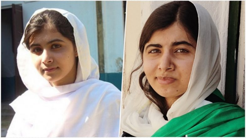 Malala Yousafzai's #10YearChallenge Is Soul-Stirring, Recalls Horrific Struggle From Last Day in Swat Valley to Her First Day at Oxford