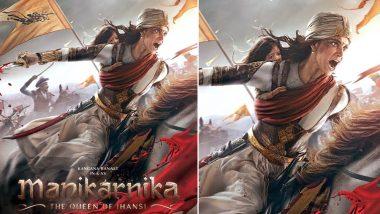 Kangana Ranaut Threatens To Destroy Karni Sena if They Continue to Oppose Manikarnika: Queen of Jhansi