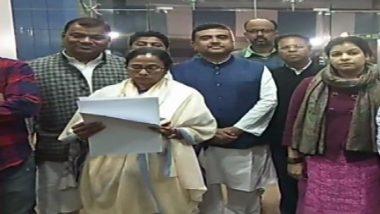 West Bengal Congress MP Mausam Noor Joins TMC Ahead of 2019 Lok Sabha Elections