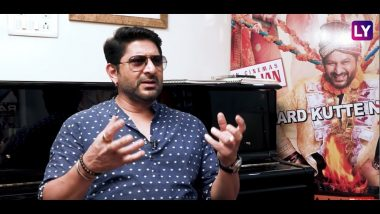 EXCLUSIVE! Arshad Warsi - All Men Are Not Dogs, Just Like All Women Are Not Decent!  Fraud Saiyyan