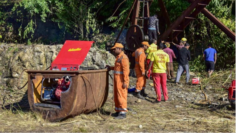 Meghalaya Rat-Hole Mine Tragedy: Fresh Attempt to Pull Out Body of One of the Miners Today