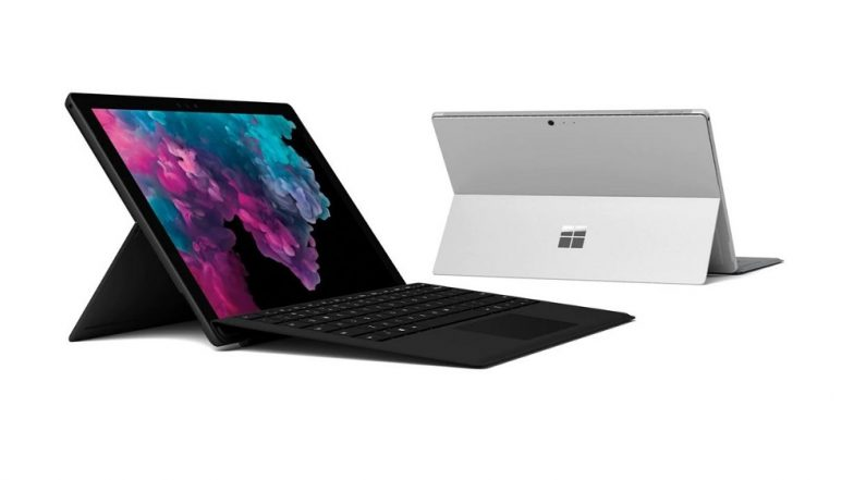 Microsoft Surface Pro 6 & Surface Laptop 2 Launched in India at Rs 83,999 & Rs 91,999