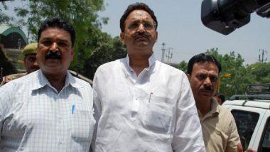 Uttar Pradesh: BSP MLA Mukhtar Ansari Wants TV in Jail