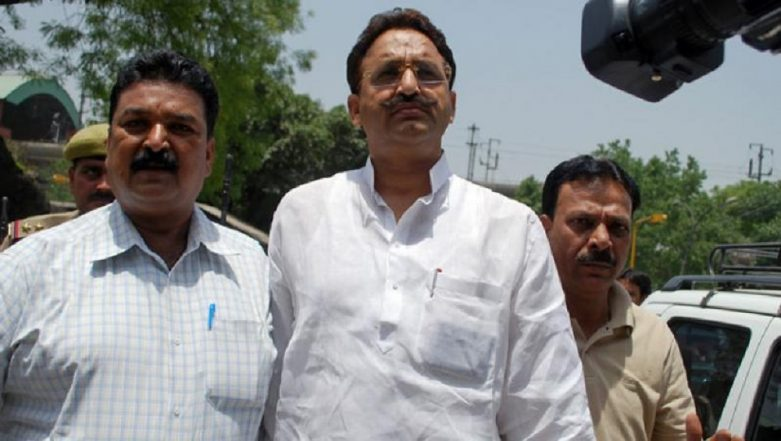 Jailed BSP MLA Mukhtar Ansari Sent to Mohali Police Remand in Extortion Case