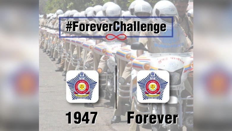 Mumbai Police's #10YearChallenge Assures Mumbaikars Their Commitment Will Never Change, Check Tweet