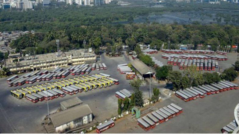 Mumbai BEST Bus Strike Enters 6th Day, Staff Attendance Negligible