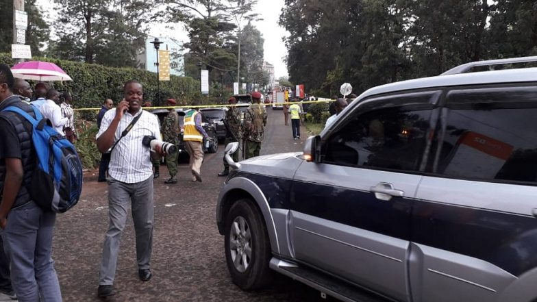 Kenya: DusitD2 Compound in Nairobi Attacked by Al-Shabaab Terrorists; Explosions, Gunfire Reported