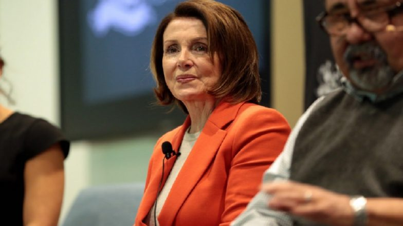 Nancy Pelosi Takes Charge as Speaker of House of Representatives for Second Time