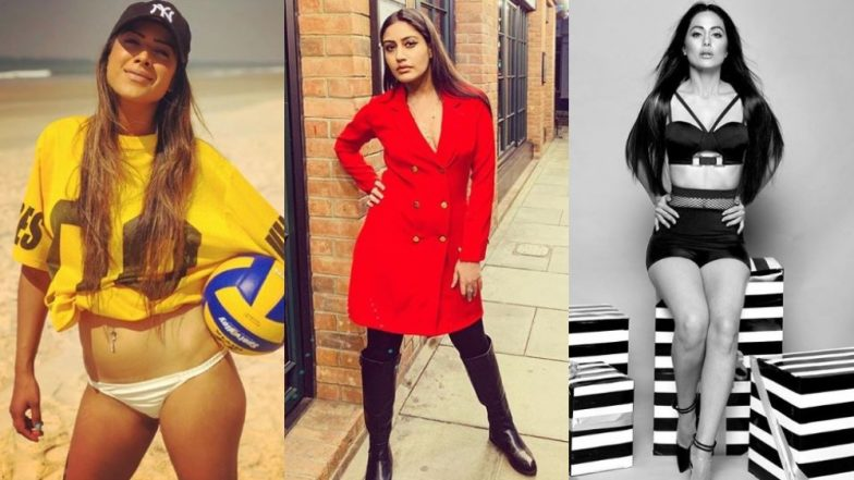 Nia Sharma, Hina Khan, Surbhi Chandna- Here Are Our TV Instagrammers Of The Week