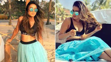 Nia Sharma Is On A Roll; Shuts Haters With Classic Replies!