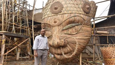 World's Tallest Durga Idol in Assam Enters Limca Book of Records 2019, Muslim Artisan Who Made it Gets Honoured
