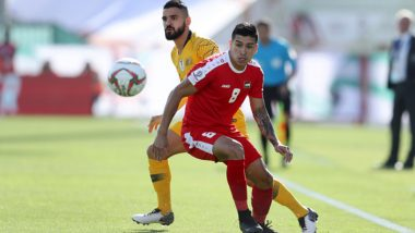 Palestine vs Jordan, AFC Asian Cup 2019 Live Streaming Online: How to Get Asia Cup Match Live Telecast on TV & Free Football Score Updates in Indian Time?