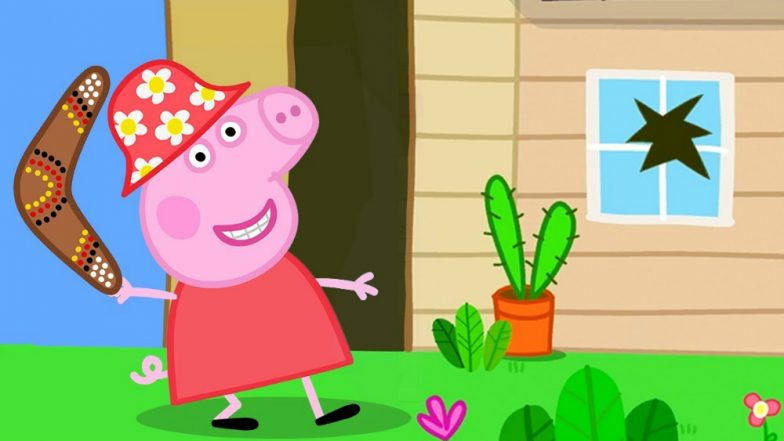 Chinese New Year 2019 Rebellious Character Peppa Pig To Return On