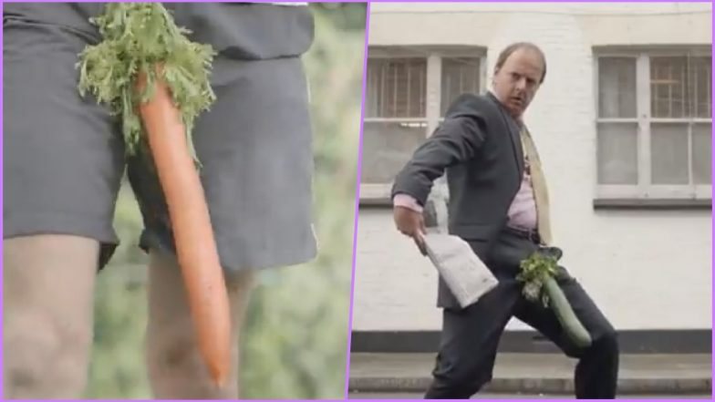 Penis and Veggies – What's the Connection? PETA Ad on How Going Vegan Can Boost Male Sexual Stamina Makes You Cringe! (Watch Video)