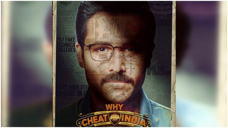 Emraan Hashmi's Cheat India Gets Renamed by Censor Board and Like Us, Twitterati Can't Help but Ask 'Why?'