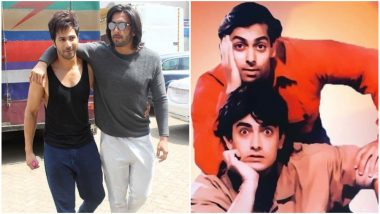 Andaz Apna Apna 2: Ranveer Singh and Varun Dhawan to Actually Replace Salman Khan and Aamir Khan? Here's the Truth!