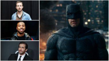 Ben Affleck No Longer The Batman for Matt Reeves' Film! 5 Actors We Want to See Replace Him!