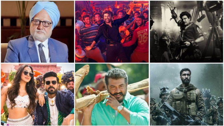 Movies This Week: Rajinikanth's Petta, Ajith's Viswasam, Vicky Kaushal's Uri, Anupam Kher's The Accidental Prime Minister, Ram Charan's Vinaya Vidheya Rama – Vote for Your Favourite