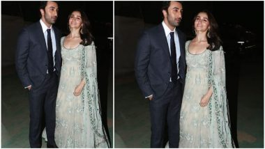 Umang 2019: Alia Bhatt and Ranbir Kapoor Arrive Together Amid Stories of Them Being Upset With Each Other