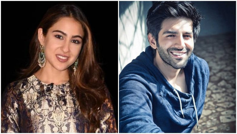 Sara Ali Khan: It's Good For Kartik Aaryan If He Finds Someone Whose Name Starts and Ends With 'a' Cute