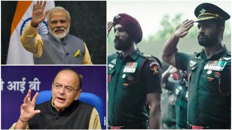 Uri The Surgical Strike: PM Narendra Modi, Manohar Parrikar, Arun Jaitley – 5 Politicians Who 'Appear' in Vicky Kaushal's War Film (Spoiler Alert)