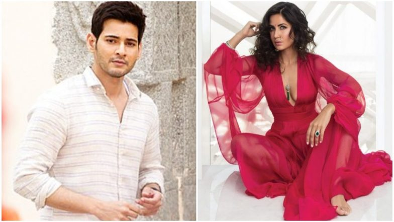 Did Katrina Kaif REJECT Mahesh Babu's Next Project?
