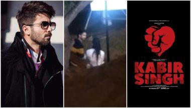 Shahid Kapoor's Romantic Scene With Kiara Advani in Kabir Singh LEAKED! Watch Video