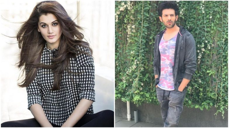Kartik Aaryan's Pati Patni Aur Woh Remake Makers Reveal Taapsee Pannu was Never Finalised for the Project