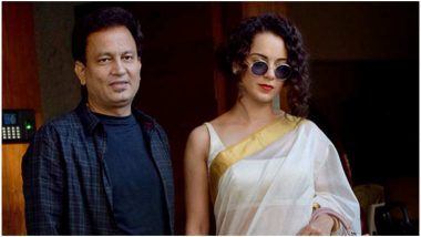 'Manikarnika' Producer Kamal Jain Suffers From Paralytic Stroke a Week Before Release of the Kangana Ranaut-Starrer; Put On Ventilator