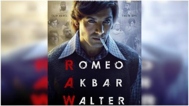 Romeo Akbar Walter First Look REVEALED! Make Way For John Abraham's Dishy Spy! View Pic