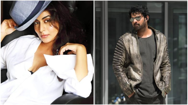 Saaho: Debutante Damini Chopra Feels Fortunate To Share the Screen Space with Prabhas in Her First Movie