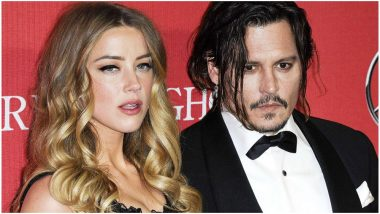 Aquaman Actress Amber Heard Reveals Shocking Details About Johnny Depp's Alter Ego, 'Monster'