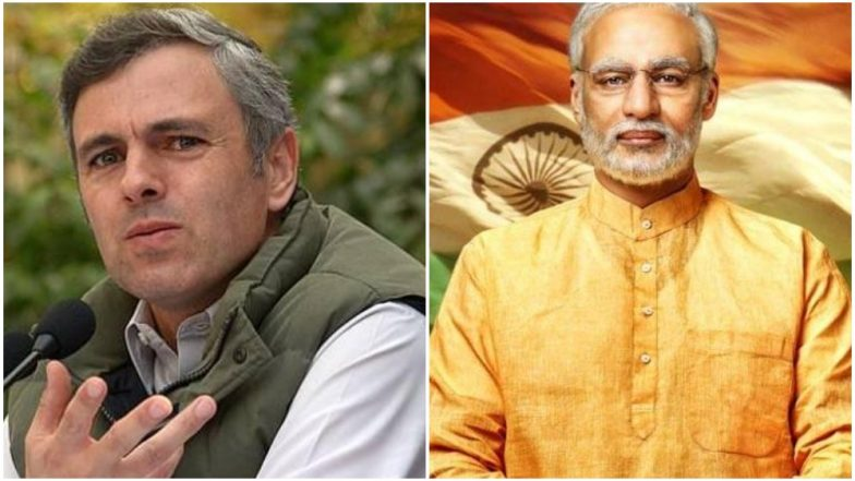 Former Jammu and Kashmir Chief Minister, Omar Abdullah, Takes a Dig at Vivek Oberoi's Portrayal of Narendra Modi in his Biopic and It's a Bit Mean