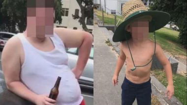 British Family 'Worse Than Pigs' Deported From New Zealand for Indecent and Unruly Behaviour (Watch Video)