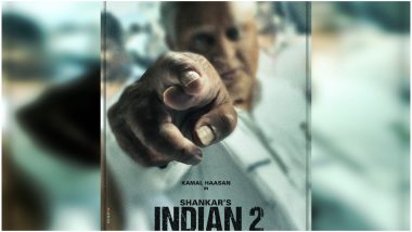 Indian 2 First Look: Kamal Haasan's Senapathy Is Back With His Paralysing Two-Finger Trick!