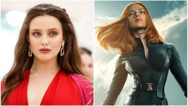 Avengers EndGame: Is '13 Reasons Why' Star Katherine Langford Playing a Younger Black Widow in the Marvel Movie? This Intriguing Picture Hints So!
