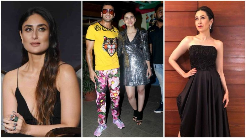 Lakme Fashion Week 2019: From Kareena Kapoor Khan to the Gully Boy Team, Here's a List of Celebs Who Will Walk the Ramp This Year