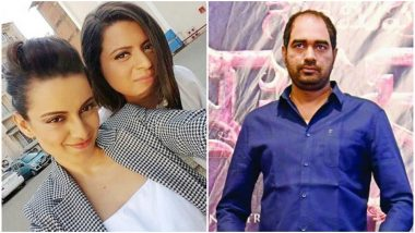 Manikarnika: Kangana Ranaut's Sister Rangoli Chandel and Krish Engage in a Fiery Twitter War Over Who Is a Liar – Read Tweets