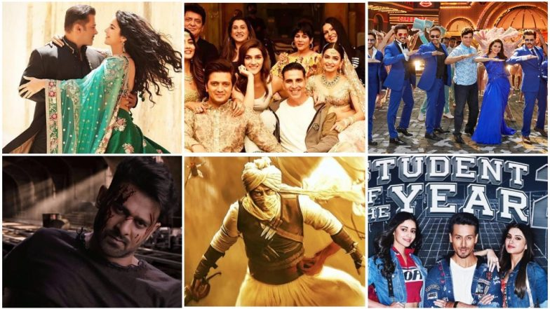 Salman Khan's Bharat, Akshay Kumar's Housefull 4, Prabhas' Saaho – 10 Movies That Are Expected to Break Box Office Records Records in 2019
